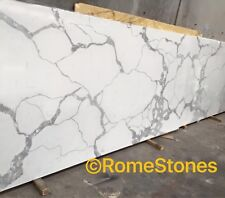 Best Quality Calacata  Quartz And Marble Kitchen WORKTOPS  Sample £1