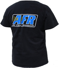 AFR Air Flow Research Printed Racing T-Shirt Size Small BRAND NEW XAFR9699