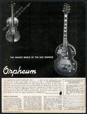 Domino Headstock Logo for Vintage 60/'s Domino Guitar /& Bass   EZPZ GUITAR PARTS