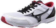 MIZUNO Track-and-field shoes EKIDEN SPIRIT DR 2 U1GD1540 White X black X red US4