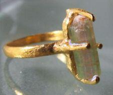 Tourmaline Handmade Not Enhanced Fine Rings