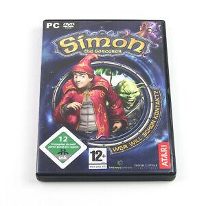 Simon the Sorcerer - Wer will schon Kontakt? - PC DVD-ROM - Deutsch - Keep Case