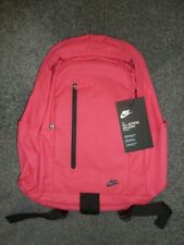 NIKE All Access Soleday Pink Backpack NWT