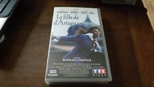 Cassette  Video de La Fille de D'Artagnan