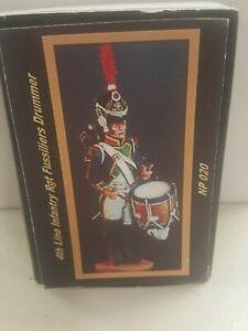 KRONPRINZ TOY SOLDIERS-  Napoleonic- First Legion, Britains- drummer snare