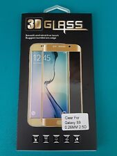 3D Glass hard for Galaxy S9