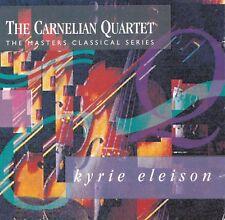 The Carnelian Quartet 'Kyrie Eleison' CD (1993) string quartet