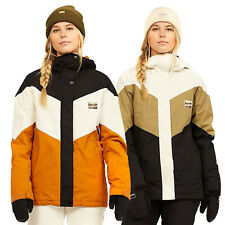 Billabong Good Life Damen-Skijacke Snowboard-Jacke Schneejacke Winter Ski NEU