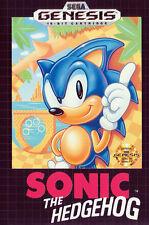 ## SEGA GENESIS - Sonic The Hedgehog 1 - (US Mega Drive) - TOP ##