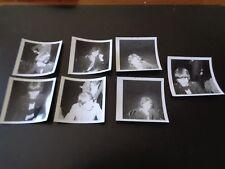 JIMMY PAGE THE YARDBIRDS  RARE ORIGINAL SNAPSHOT PHOTOGRAPHS SIGNING AUTOGRAPHS