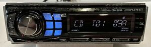ALPINE CDA-9856 CD Player In Dash HD Radio Ipod Capable  - Fully Tested -