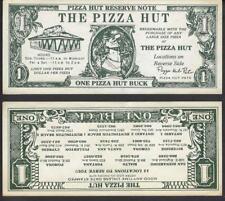 PIZZA HUT BUCK 1960'S