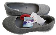 Sketchers Womens Shoe Goga Max Go Step Lite Grey UK 5