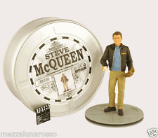MOVIE ICONS - STEVE McQUEEN FIGURE - SD TOYS 2005