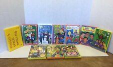 The Wiggles DVD Lot of 10 - Wiggly Safari - Children Kids