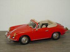 Porsche 356B Cabrio - Record France 1:43 *35044
