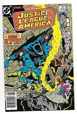 Justice League of America #253 (Aug 1986, DC)