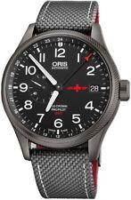 Oris Big Crown ProPilot GMT REGA Limited Edition Mens Watch 01 748 7710 4284-Set