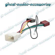 Stereo Adapter Iso Kabelbaum für Mitsubishi I 07> Radio Kabelbaum