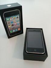 Apple iPhone 3GS - 8 Go - Noir black (Désimlocké) boxed