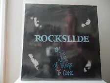 """ROCKSLIDE - IN THE WAKE OF THINGS TO COME - R&S RECORDS-51881- """"RARE""""  """"SEALED"""""""