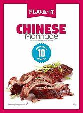 Chinese Marinade For Roast Crispy Duck Pork Ribs Stir Frys Etc 35g Flava-It