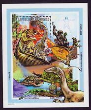 GUINEA 1998 DINOSAURIERE BLOCK **/MNH