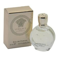 Mini Versace Eros Pour Femme by Versace 0.17 oz EDP Perfume for Women New In Box