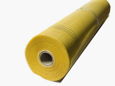Armierungsgewebe 165g /m² 5x5mm 50m² Gelb Glasfasergewebe Putzgewebe