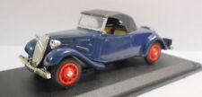 Fourgons miniatures gris pour Citroën