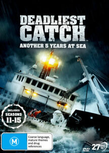Deadliest Catch: Another 5 Years at Sea [Region 4] - DVD - Free Shipping. - New