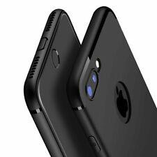 Handy Hülle für iPhone 6 7 8 X XR XS Max Bumper Cover Slim Case TPU Etui Silikon