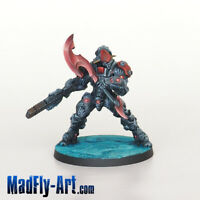 Sogarat Tempest Regiment HMG MASTERS6 Infinity painted MadFly-Art