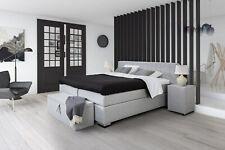Box Spring Bed Hotel Modern Brixton Luxusbett Fabric Designerbett Complete