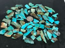 Turquoise Slabs. Misc Sizes. 56.51 Grams. 283.40 ct. Beautiful Color & Matrix..