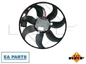 Fan, radiator for AUDI SEAT SKODA NRF 47389