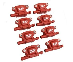 8x ZZPerformance LS Square High Voltage Coil Packs GM Gen IV LS2 LS3 LS4 LS7