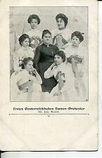 Frankierte Sammler Motiv Ansichtskarten vor 1914 aus Österreich