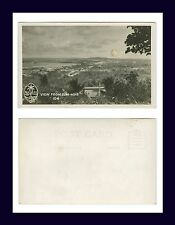 SOUTH PACIFIC GUAM VIEW FROM CON-MAR REAL PHOTO 104 POSTCARD EKC BACK CIRCA 1949