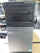 Dell Optiplex 7010 Tower Intel i5-3470, 3.20GHz 8GB DDR3 RAM 128GB SSD Win10 Pro