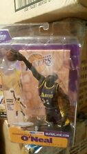 McFarlane NBA 2SHAQ ONEAL CHASE VARIANT LA LAKERS PURPLE JERSEY NEW IN BOX