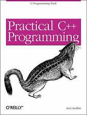 Practical C++ Programming (Nutshell Handbook)-ExLibrary