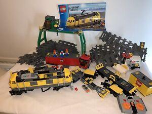LEGO City  7379 Cargo Train