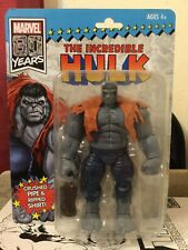 marvel legends 80th anniversary grey hulk