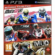 Jeu PS3 MOTORBIKE RACING PACK