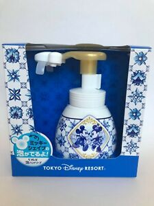Disney Tokyo Mickey Mouse  shaped Hand Wash Soap  Japan Limited