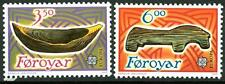 FAROE ISLANDS - 1989 - Europa. Giochi infantili