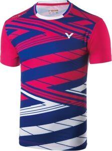 Victor Shirt Korea Unisex 6448 Badminton Table Tennis Polo