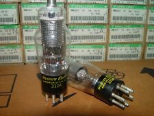Western Electric WE310A Matched Tubes (2 Matched tubes, tested)