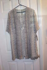 Maren Dress/Long Tunic, Size 16, Has it's own necklace. NWT